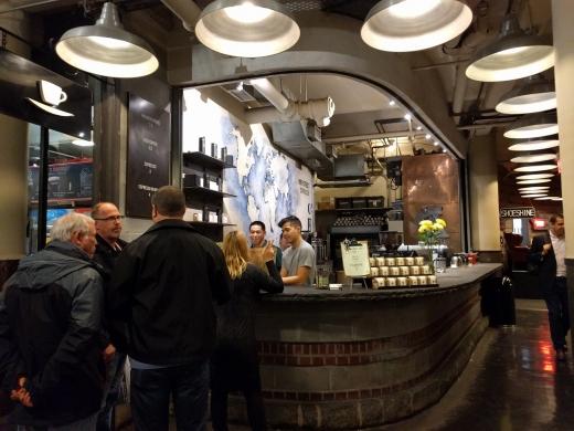 Photo by Sarah Patanroi for Ninth Street Espresso