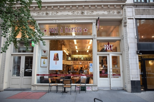 Photo by BROTHERS IN THE USA for Pret A Manger
