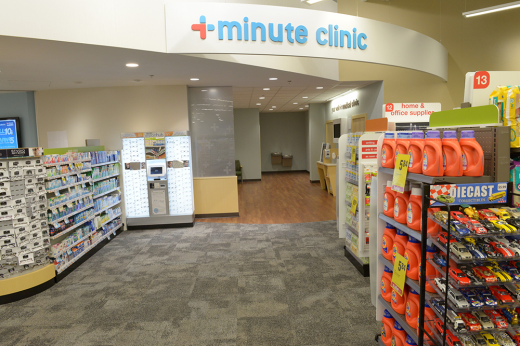 Photo by MinuteClinic for MinuteClinic