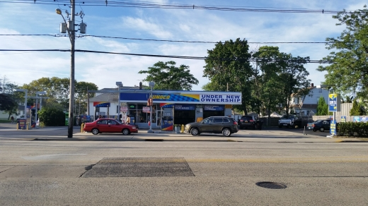 Sunoco Gas Station in Freeport City, New York, United States - #1 Photo of Food, Point of interest, Establishment, Store, Gas station, Convenience store