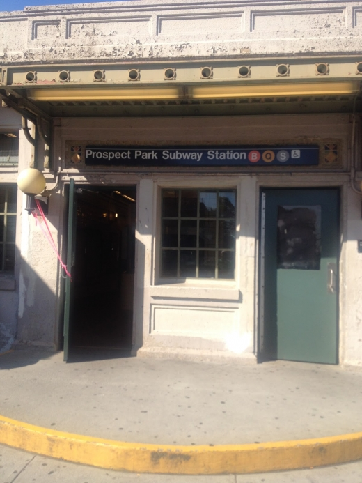 Photo by Gshadow1000 for Prospect Park Subway Station
