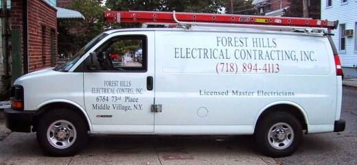 Forest Hills Electrical Contracting Inc in Middle Village City, New York, United States - #1 Photo of Point of interest, Establishment, General contractor, Electrician