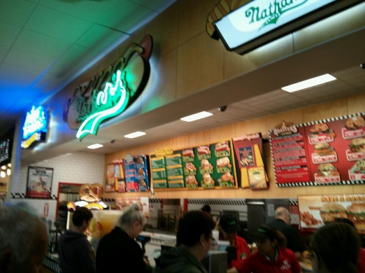 Photo by Brad Atherton for Nathan's Famous