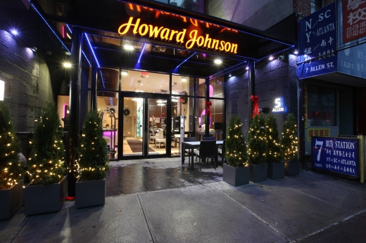 Photo by Yan Jiao for Howard Johnson Manhattan Soho