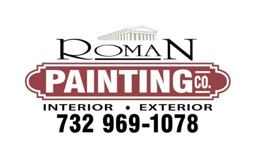 Photo by Roman Painting Co for Roman Painting Co