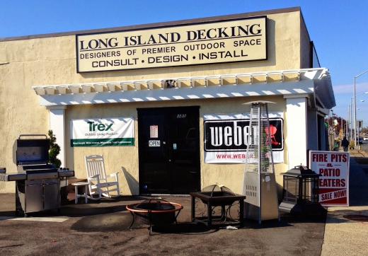 Long Island Decking Inc in Freeport City, New York, United States - #3 Photo of Point of interest, Establishment, Store, Home goods store, General contractor, Furniture store