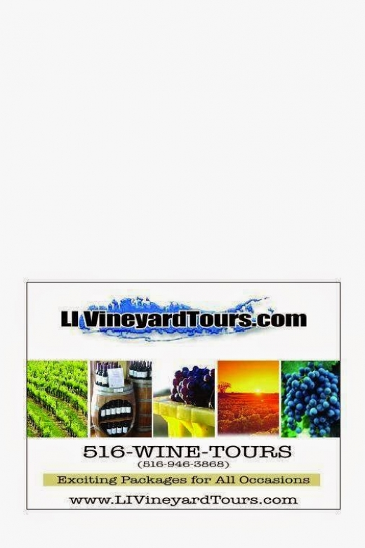 Photo by Long Island Vineyard Tours for Long Island Vineyard Tours