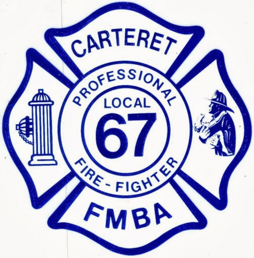 Photo by Carteret Fire Department for Carteret Fire Department