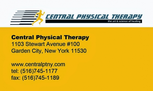 Photo by Central Physical Therapy for Central Physical Therapy