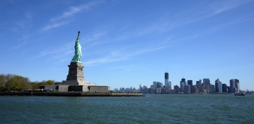 Photo by Lei Hua for Liberty Island Ferry