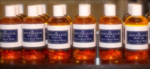 Photo by The Pewter Club Barber spa for The Pewter Club Barber spa