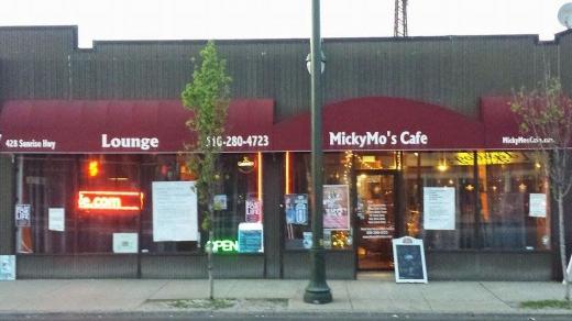 Photo by Micky Mo's Cafe & Lounge for Micky Mo's Cafe & Lounge