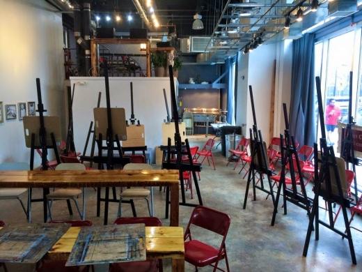 Photo by Jersey City Art School for Jersey City Art School