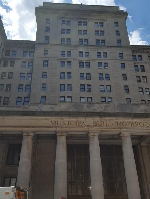 Photo by Farah Belliard for Municipal Building Brooklyn