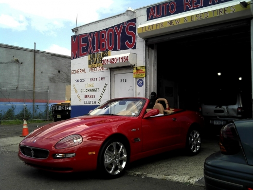 Mex 1 Boys auto repair in Jersey City, New Jersey, United States - #2 Photo of Point of interest, Establishment, Car repair