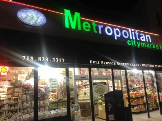 Photo by Metropolitan City Market for Metropolitan City Market