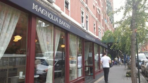 Photo by Andrea Cristina for Magnolia Bakery