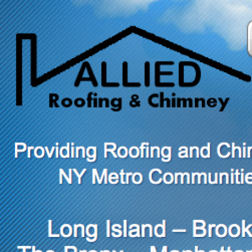 Photo by Allied Roofing and Chimney for Allied Roofing and Chimney