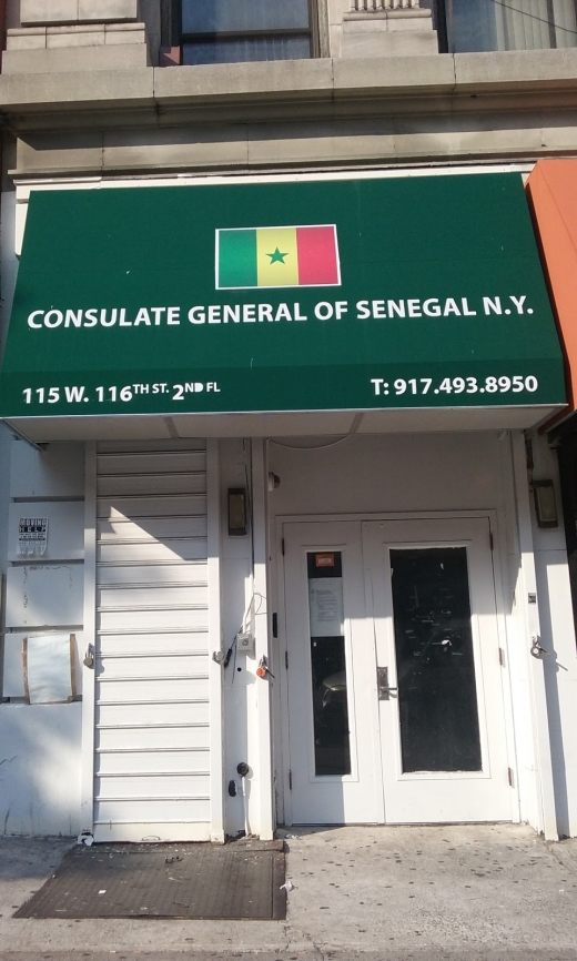 Photo by Madina Sall for Consulate General of Senegal