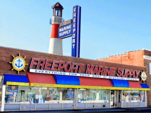 Photo by Freeport Marine Supply for Freeport Marine Supply