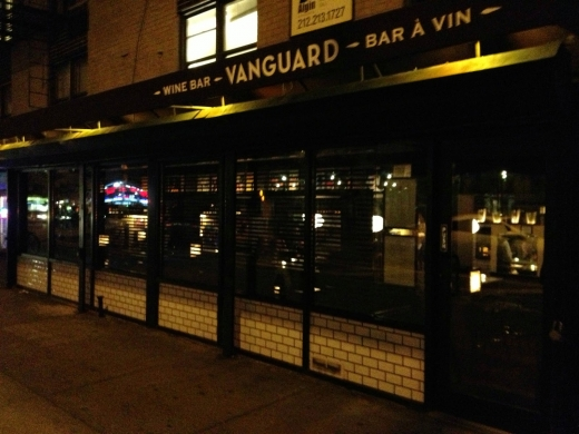 Photo by Stefan Mailvaganam for Vanguard Wine Bar (2nd Ave)