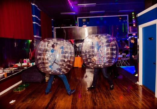 Photo by Human Bumper Balls for Human Bumper Balls