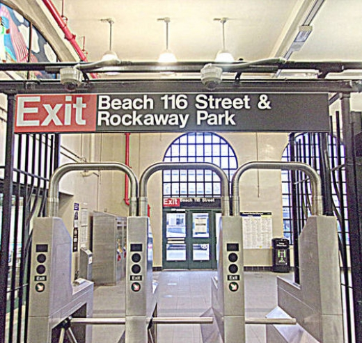Photo by Jay Kindell for Rockaway Park Station A S