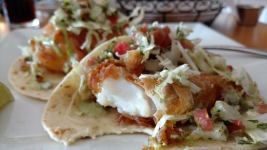 Photo by Sandra Graham for Fat Fish Taco