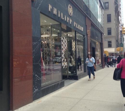 PHILIPP PLEIN NEW YORK in New York City, New York, United States - #2 Photo of Point of interest, Establishment, Store, Clothing store, Shoe store