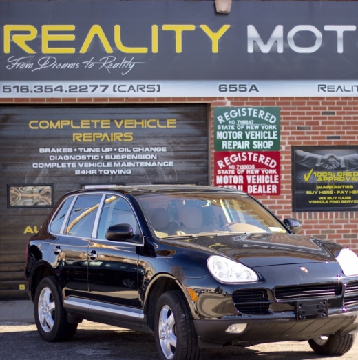Reality Motors in Baldwin City, New York, United States - #1 Photo of Point of interest, Establishment, Car dealer, Store