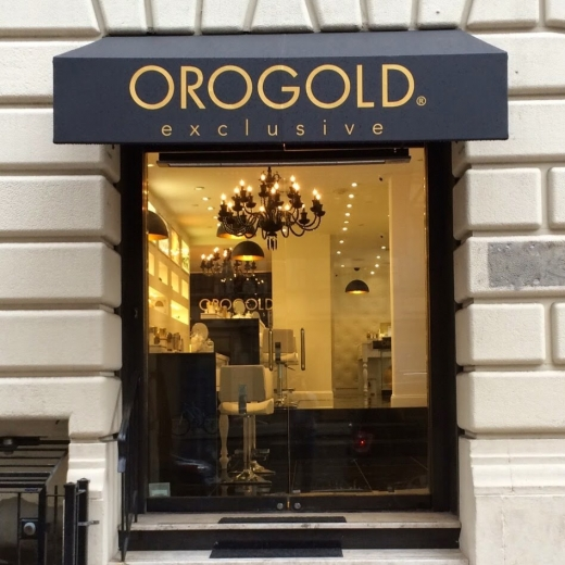 Photo by OROGOLD Cosmetics for OROGOLD Cosmetics