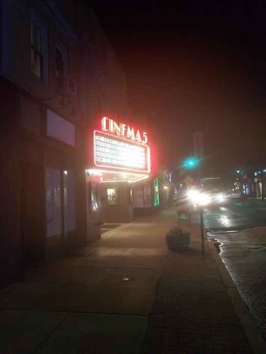 Photo by John Brown for Bow Tie Cinemas Bergenfield Cinemas 5