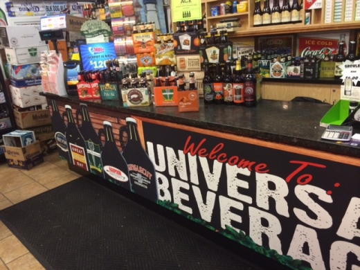 Photo by Universal Beverage for Universal Beverage