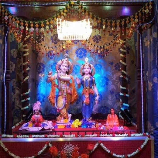 Photo by Radha Govind Dham, New York for Radha Govind Dham, New York