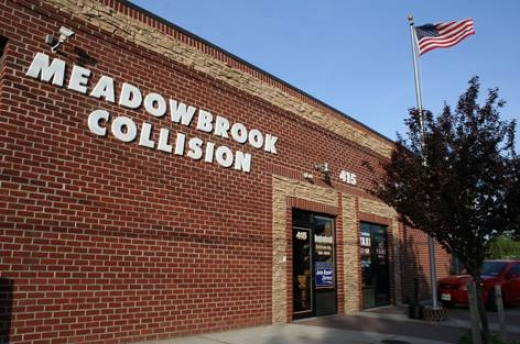 Photo by bruce schanstra for Meadowbrook Collision