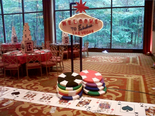 Photo by Casino Party Rental NY NJ CT for Casino Theme Night Party Equipment Rentals
