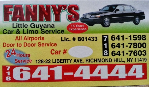 Photo by Fanny Car & Limo Service for Fanny Car & Limo Service