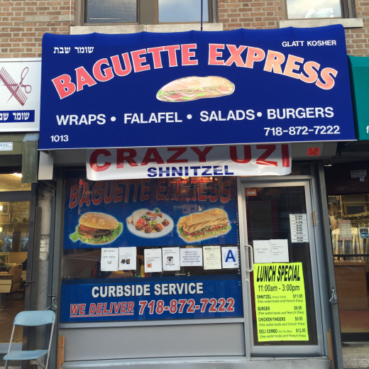 Photo by Baguette Express for Baguette Express