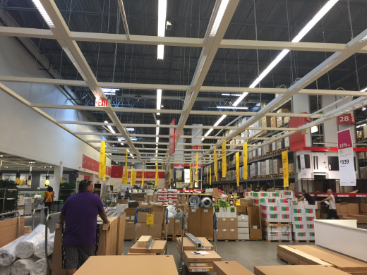 IKEA Brooklyn in Brooklyn City, New York, United States - #3 Photo of Point of interest, Establishment, Store, Home goods store, Furniture store