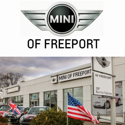 Photo by MINI of Freeport for MINI of Freeport