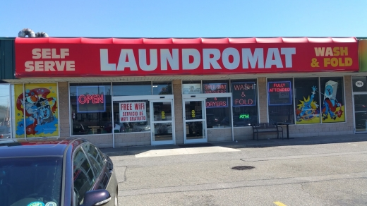 Photo by Sanday Simon for 24 Hour Laundromat