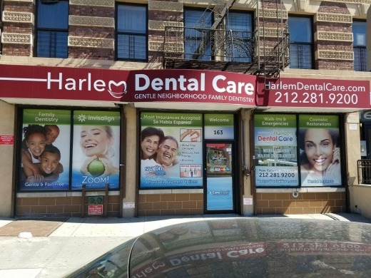 Photo by nazar shcheglov for Harlem Dental Care