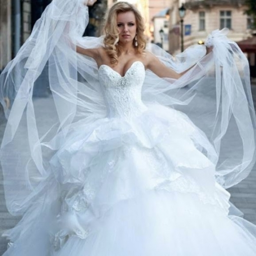 Photo by Crystal Bridal Boutique for Crystal Bridal Boutique
