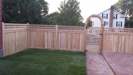 Dg Fence Inc. in Roosevelt City, New York, United States - #2 Photo of Point of interest, Establishment, General contractor