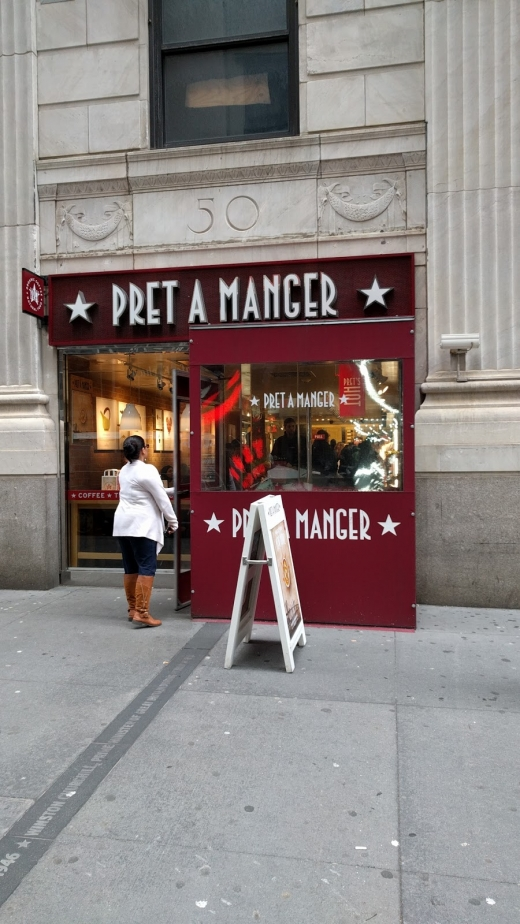 Photo by Tewfik B. for Pret A Manger