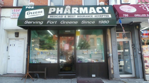 Photo by Walkerseventeen NYC for Greene Community Pharmacy