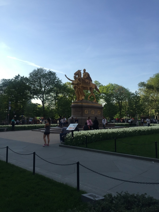 Photo by Beata Kiereś for Grand Army Plaza