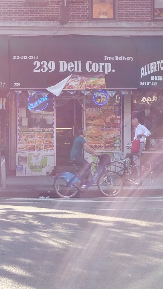 Photo by Conan Yuan for Chelsea Deli Grocery