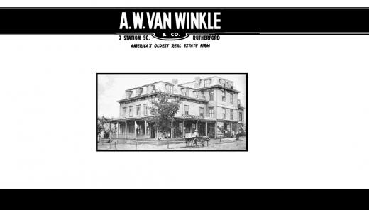 Photo by A.W. Van Winkle & Co. for A.W. Van Winkle & Co.