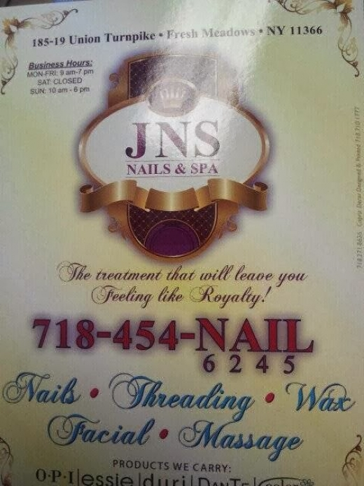 Photo by JNS NAILS & SPA for JNS NAILS & SPA